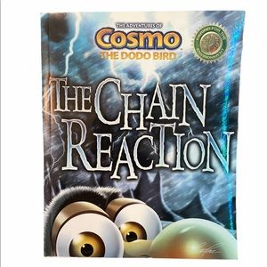 ✨3 for $15✨Cosmo Chain Reaction Kids Chapter Book
